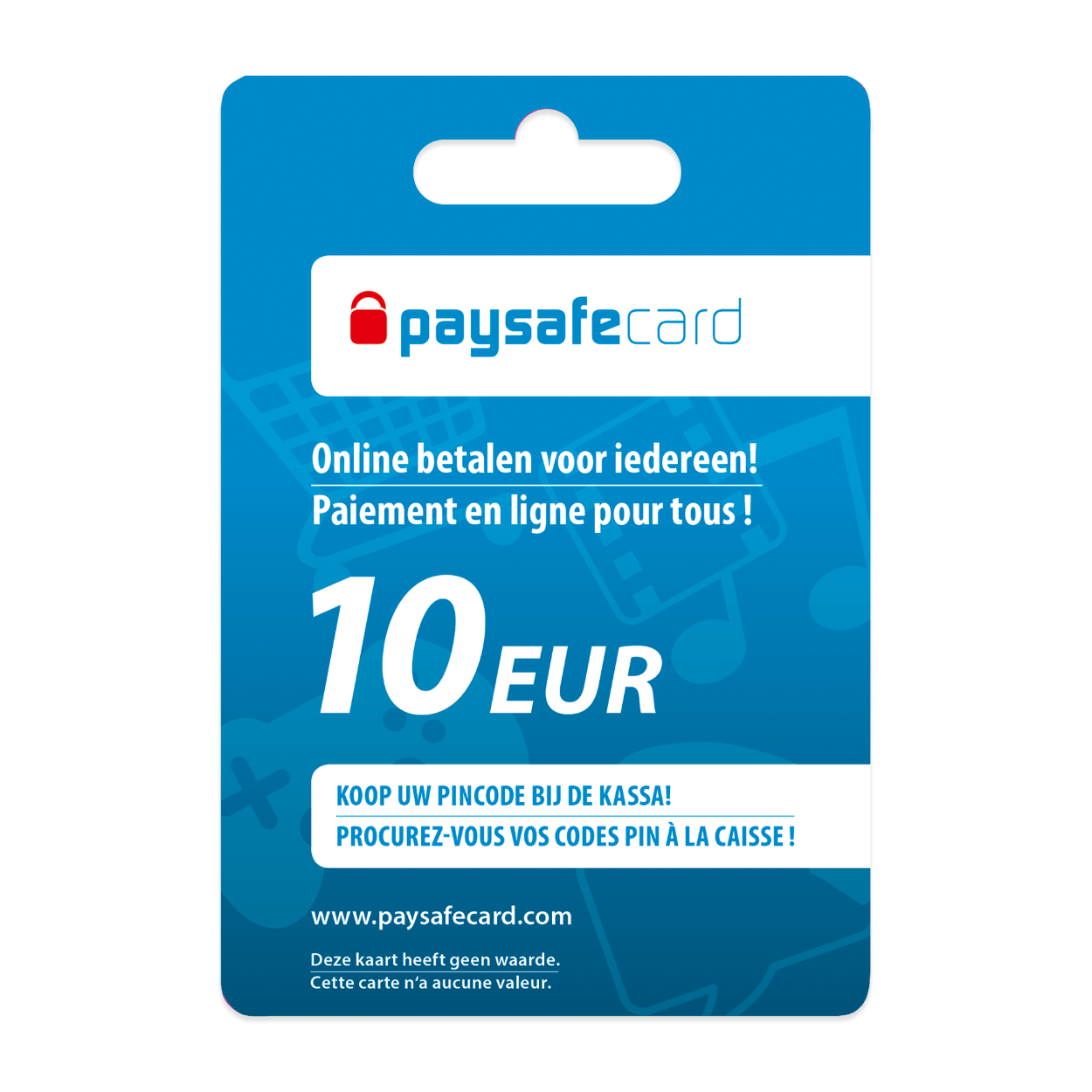 Paysafe 10 Euro